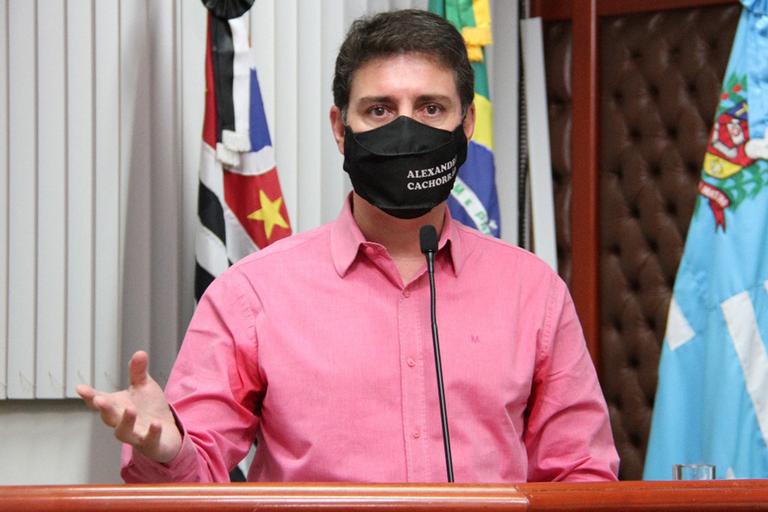 Alexandre Cachorrão pede ao Executivo investimentos para um Natal de Luz e para um Concurso de Decoração Natalina