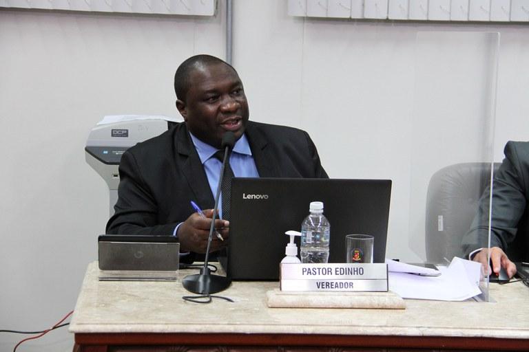 Aprovado o PL de autoria do Vereador Pastor Edinho, que prioriza o atendimento do diabético