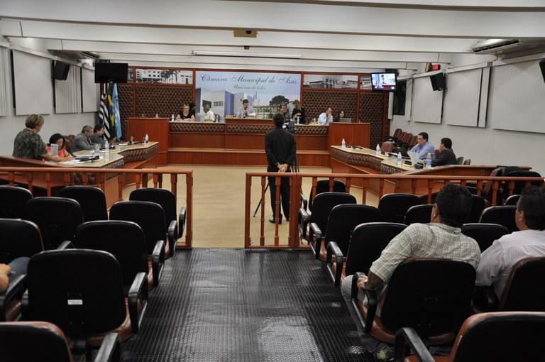 Câmara aprova três projetos em sua primeira sessão após recesso