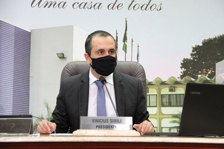 Frente Parlamentar de Combate à Fome é criada na Câmara de Assis