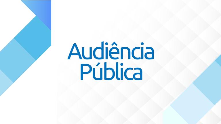 Moradores podem participar de Audiência Pública do PPA até 26 de Outubro
