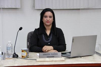Projeto que estabelece doação de alimentos da Vereadora Vanessa Eugênio é aprovado