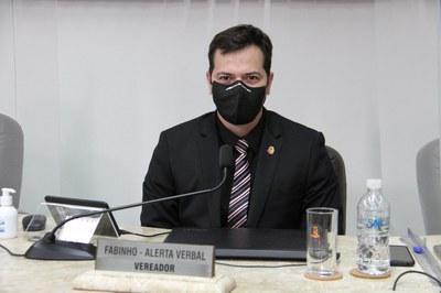 """Projeto que institui o """"Dia da Solidariedade em Assis"""" de autoria do Vereador Fabinho Alerta Verbal foi aprovado"""