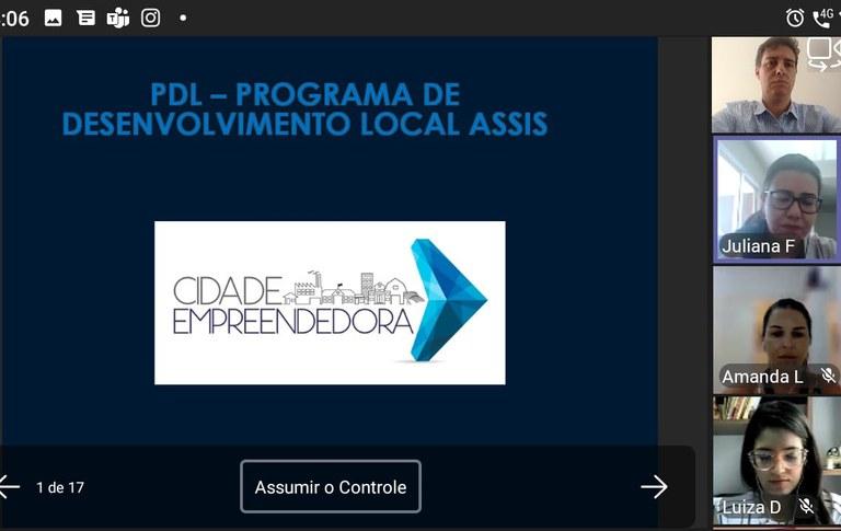Projeto visa promover o desenvolvimento e geração de emprego em Assis, considera Alexandre Cachorrão