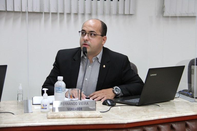 """Vereador Fernando Vieira acompanha projeto """"Gabinete Itinerante"""" na cidade de Tarumã"""