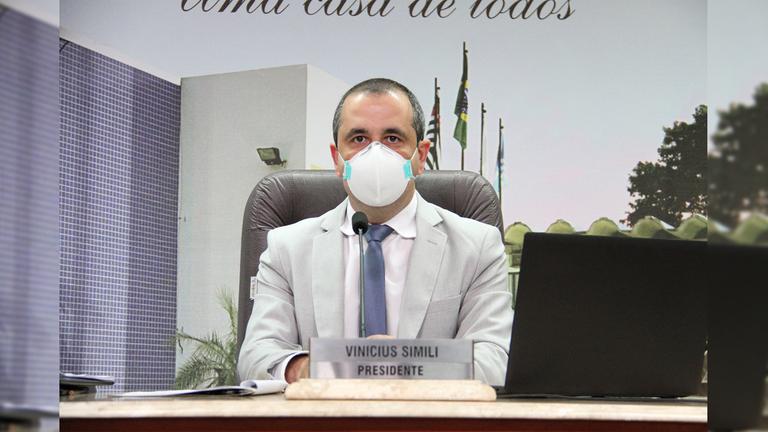 Vereador Vinicius Simili solicita mutirão para exames de mamografia